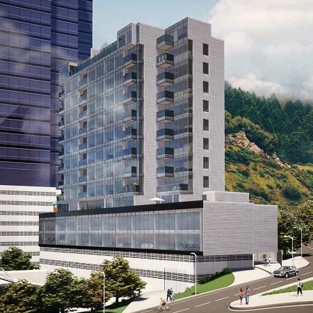 Torre oficinas y apartamentos en venta