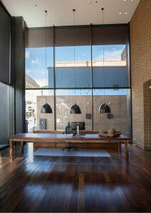 Apartamento con iluminacion natural